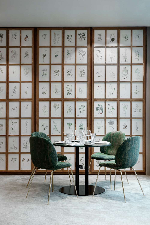 Beetle Chair_Gubi Column Table_Flora Danica_3.jpg