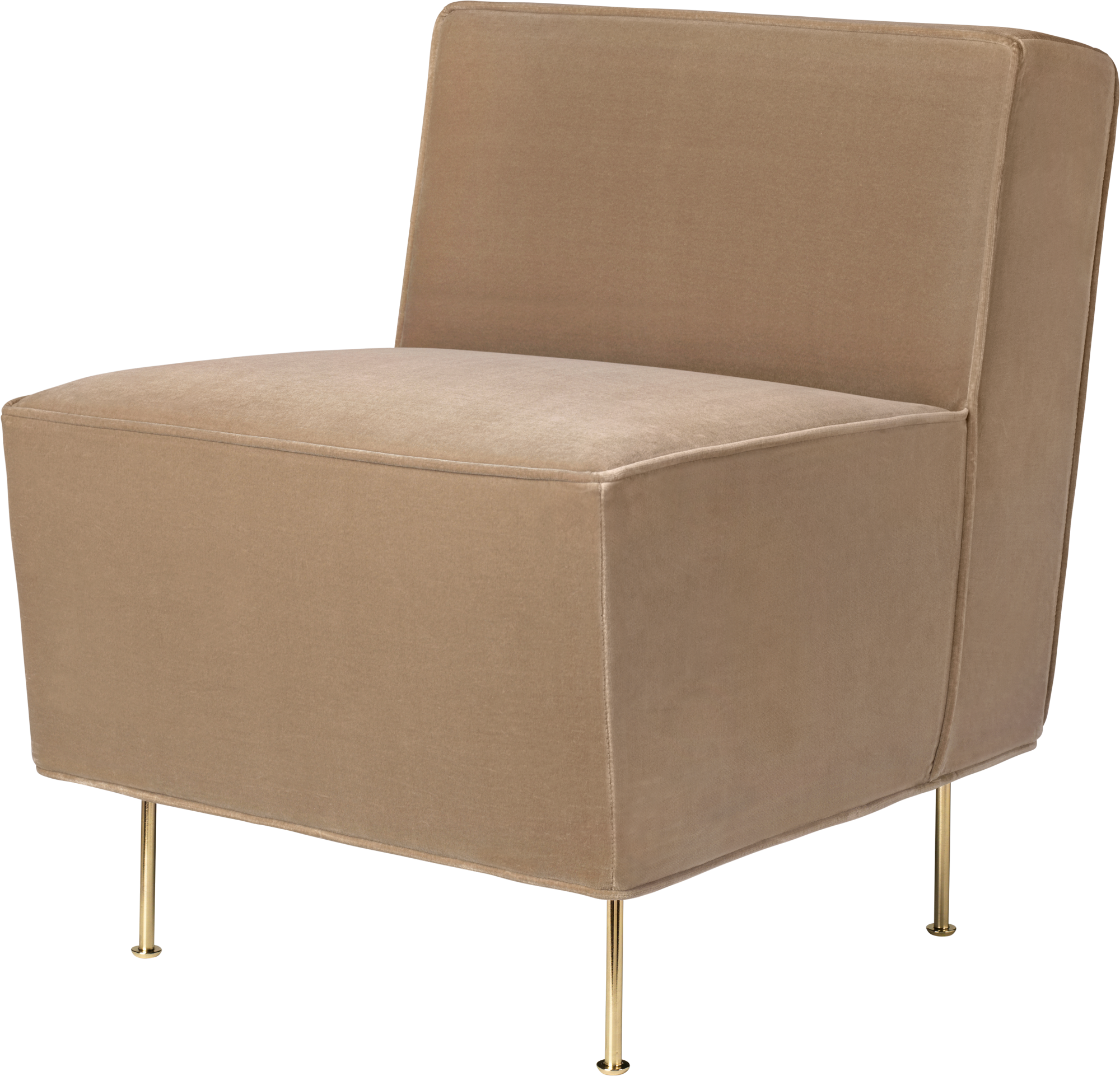 Copy of Modern Line Dining Lounge Chair