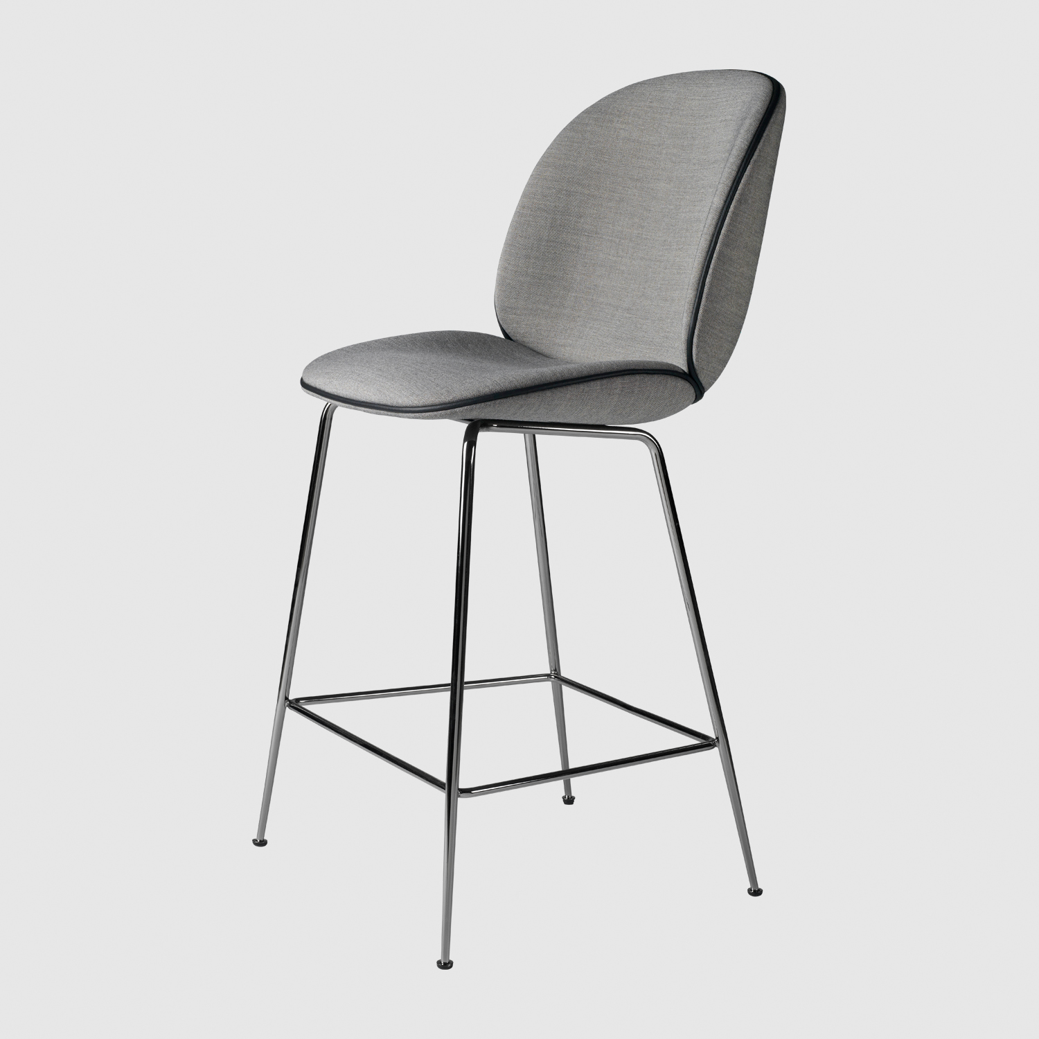 Counter Chair: seating 65cm, 53 x 54 x 108cm