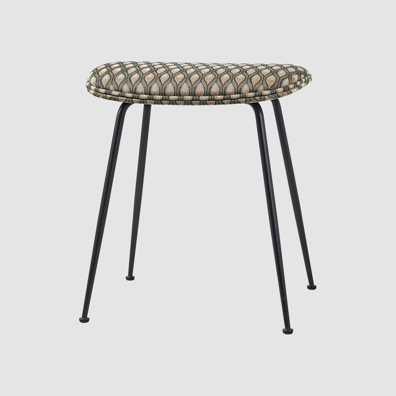 Stool:  seating 45cm, 35 x 44 x 49cm
