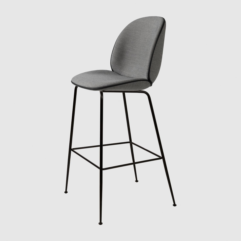 Bar Chair: seating 75cm, 54 x 57 x 118cm