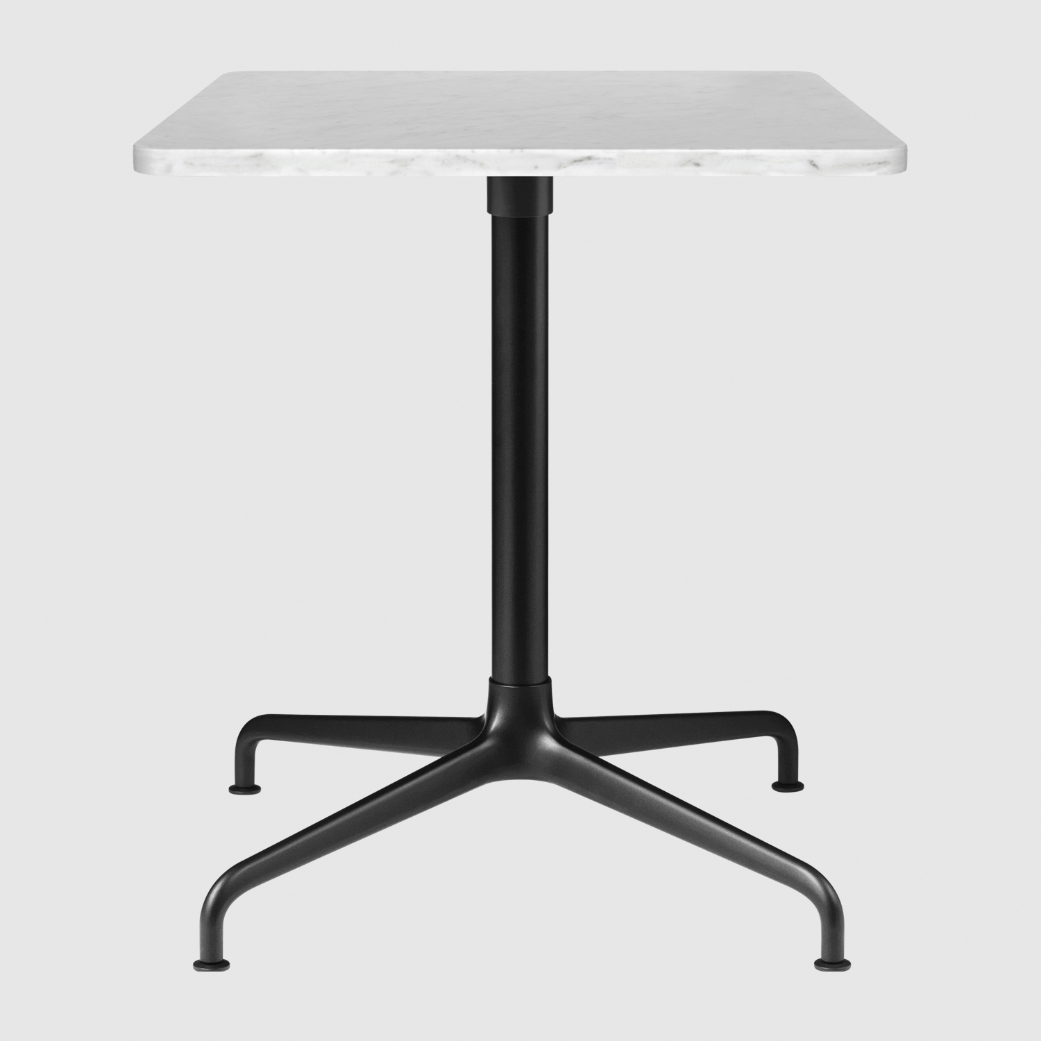 Lounge Table: H60 cm, 60x60 or 75x75 cm