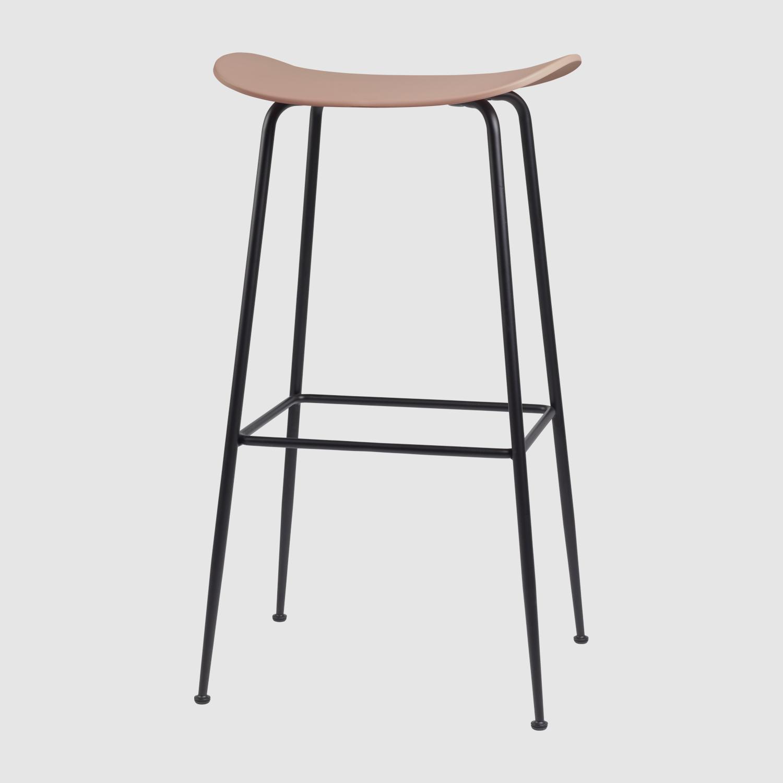 Bar Stool: seating 75cm, 35 x 44 x 79cm