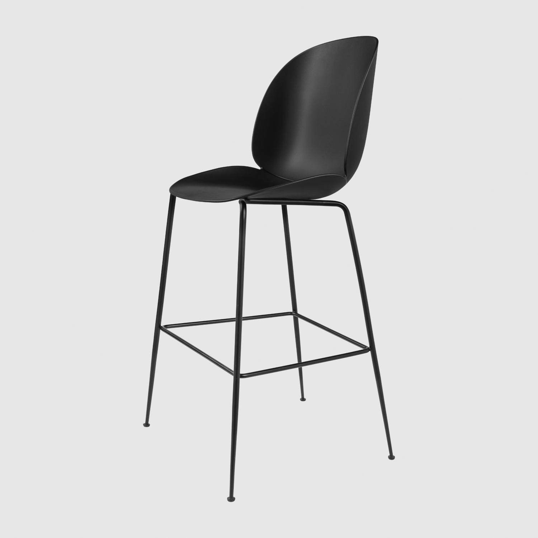 Bar Chair: seating 73cm, 54 x 57 x 118cm –