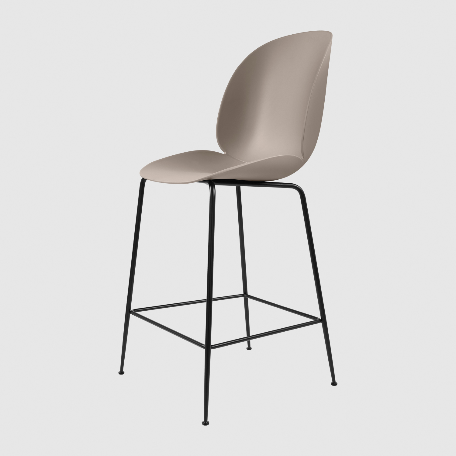 Counter Chair: seating 63cm, 53 x 54 x 108cm