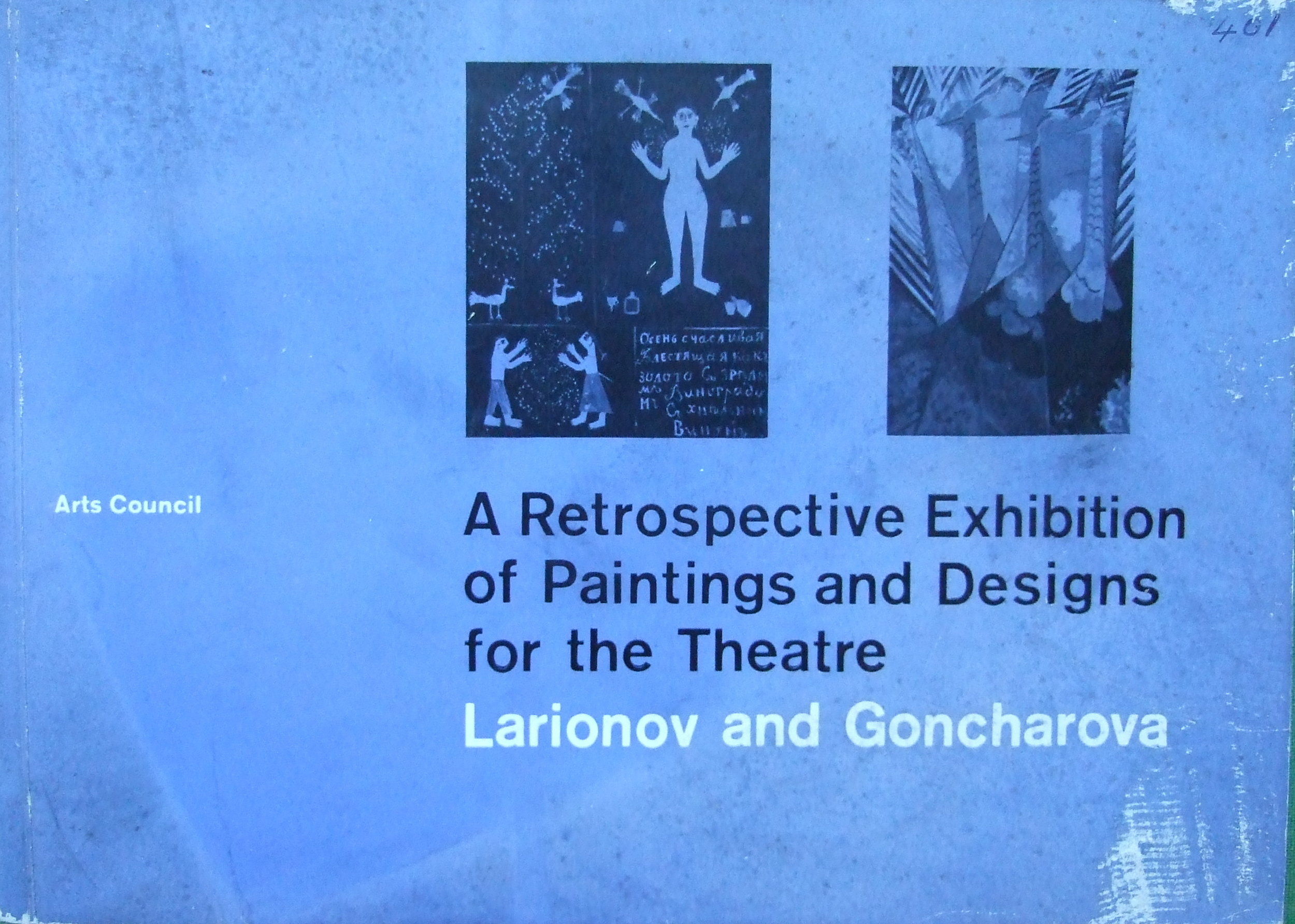 A Retrospective Exhibition of Paintings and Design for the Theatre.