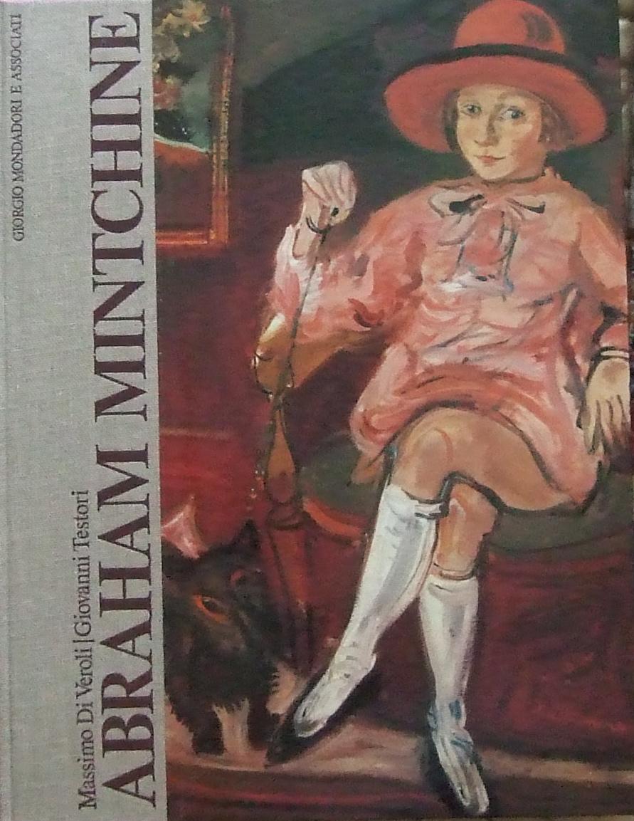 Abraham Mintchine by M. Di Veroli, 1981.