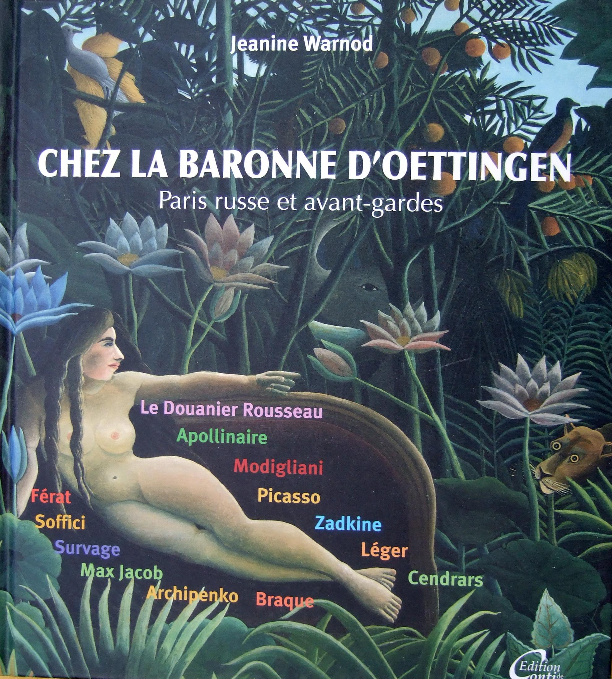 Chez la Baronne D'Oettingen