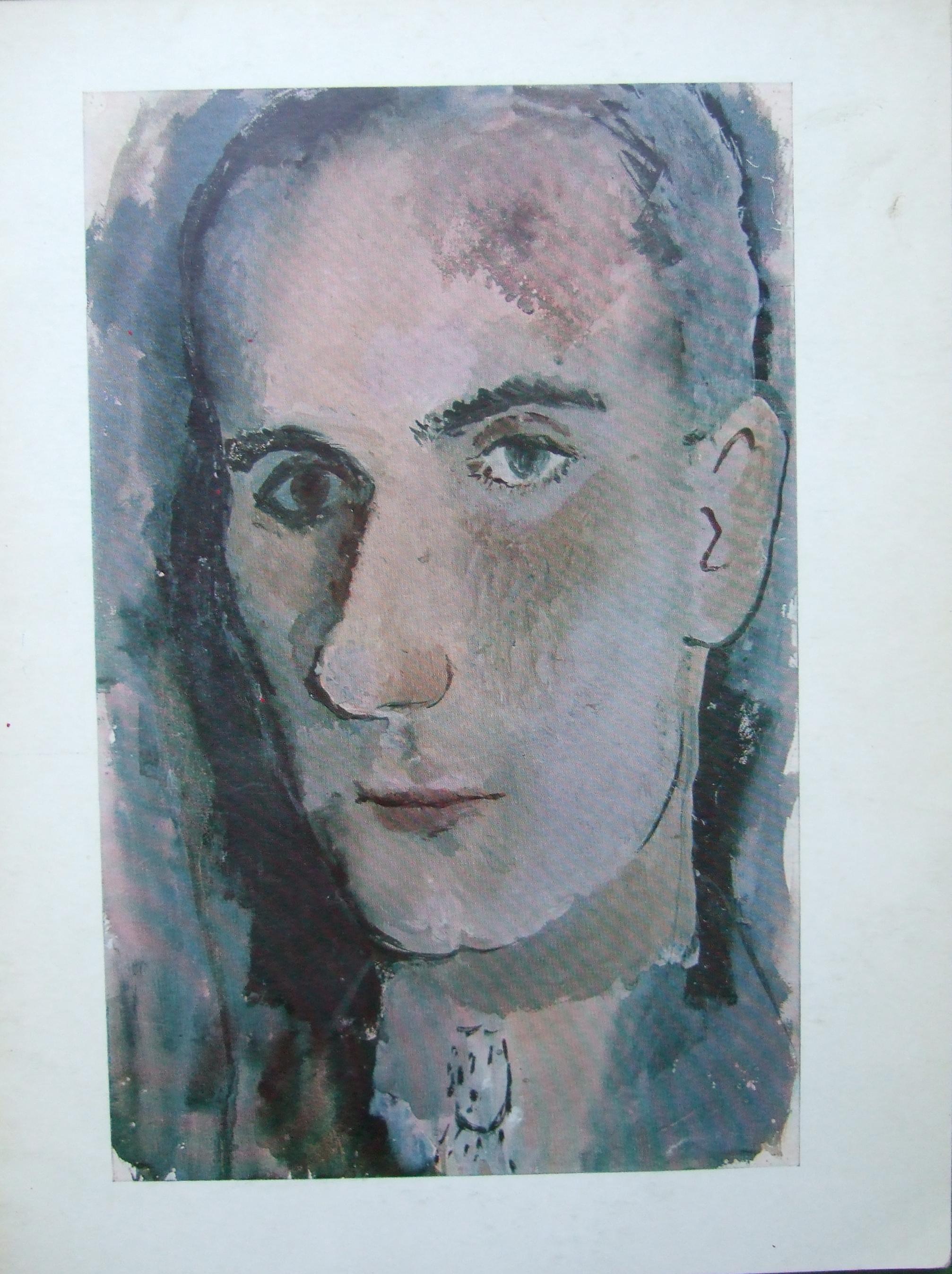Tchelitchew Pavel . Exhibition catalogue.