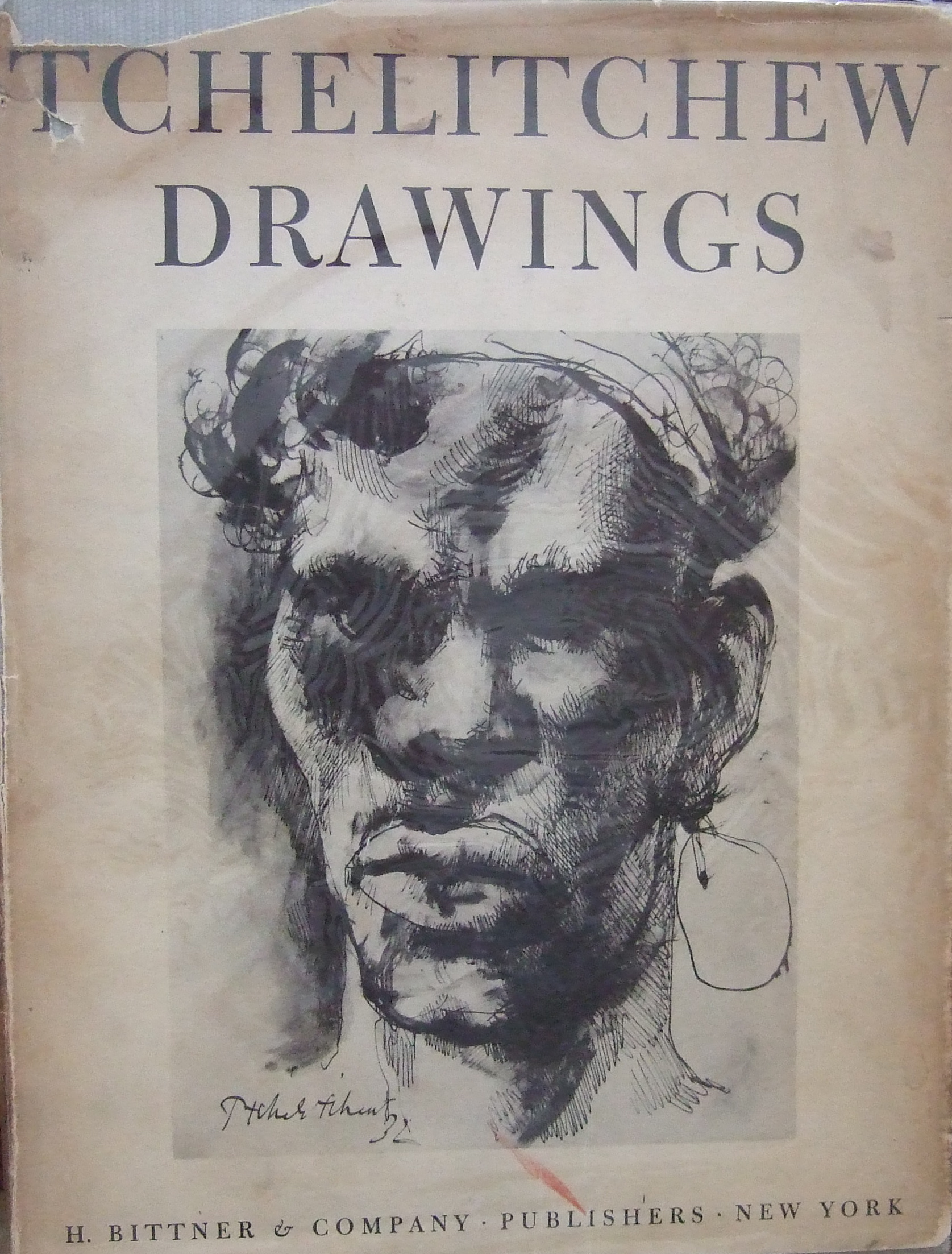 Tchelitchew Drawings