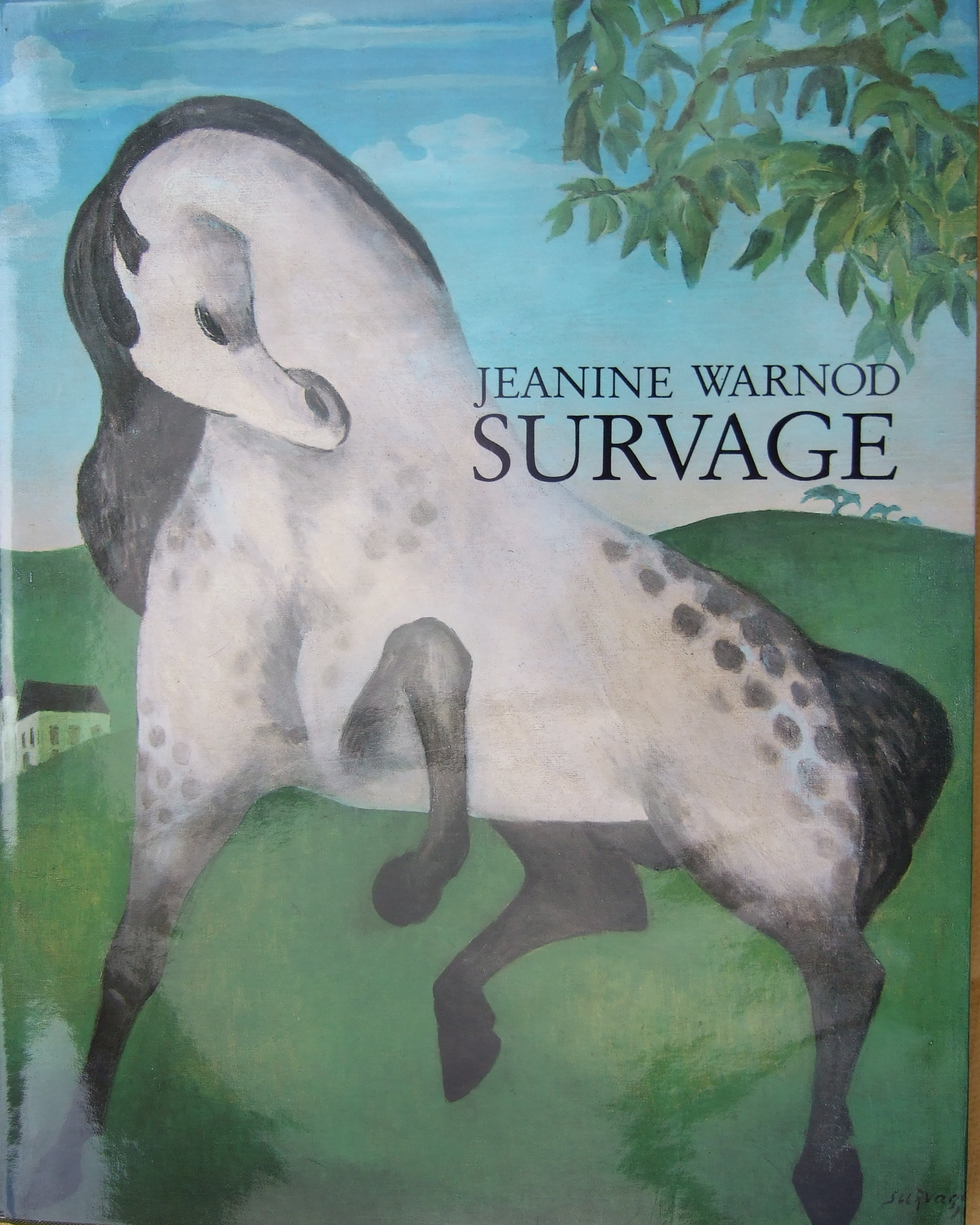 Leopold Suvage. by Jeanine Warnod