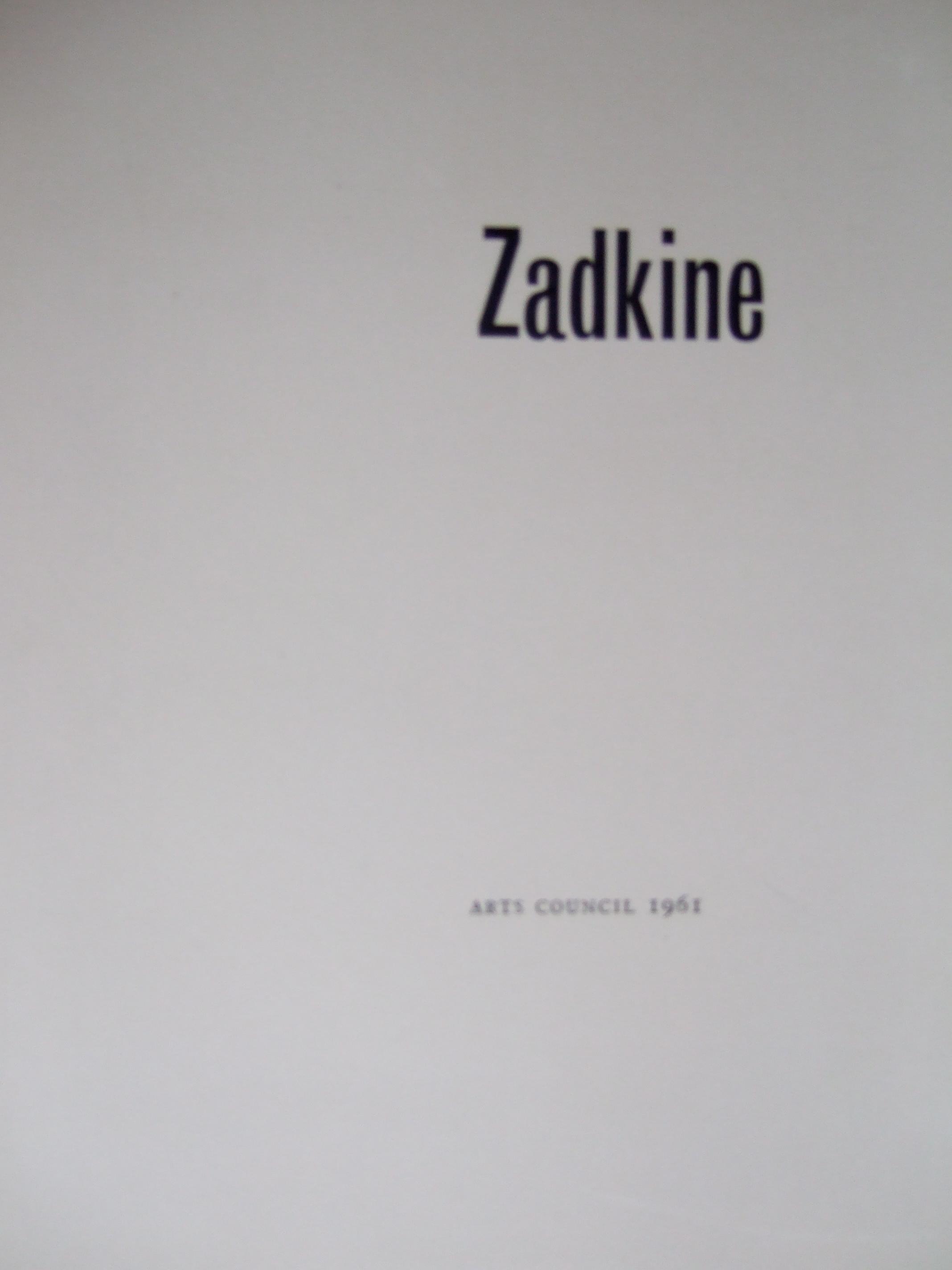 Osip Zadkine