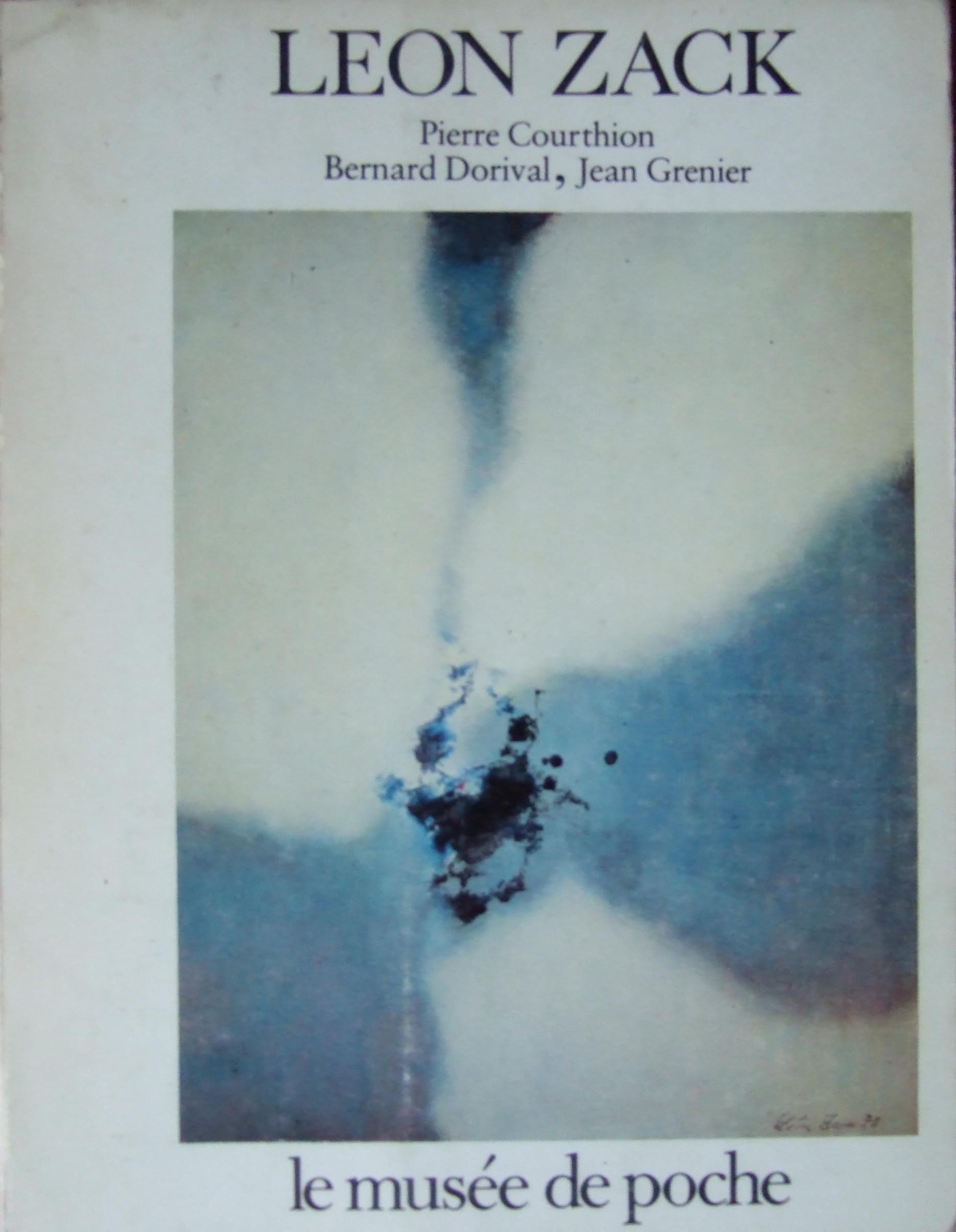 Leon Zack. Catalogue. Le Musee de Poche. 1976.