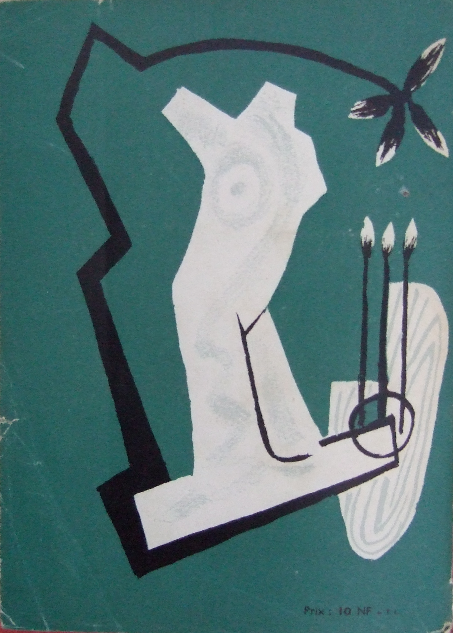 "Potographs of ""La Rotonde""."