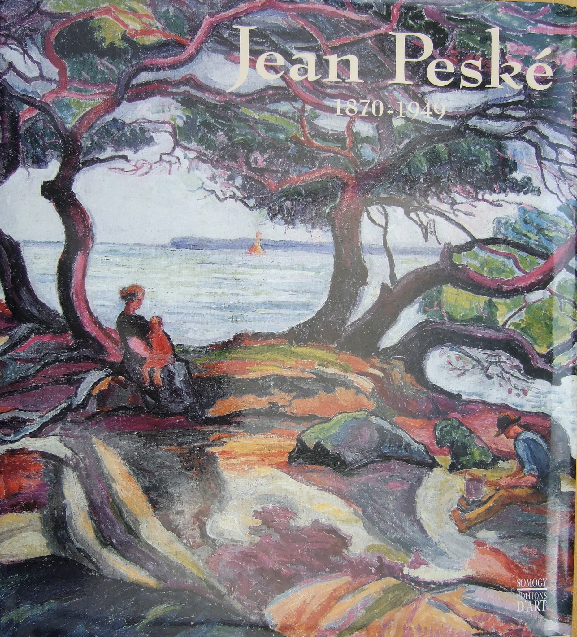"Book on Jean Peske  Somogy editions d'art, Paris, 2002 ""Jean Peske"""