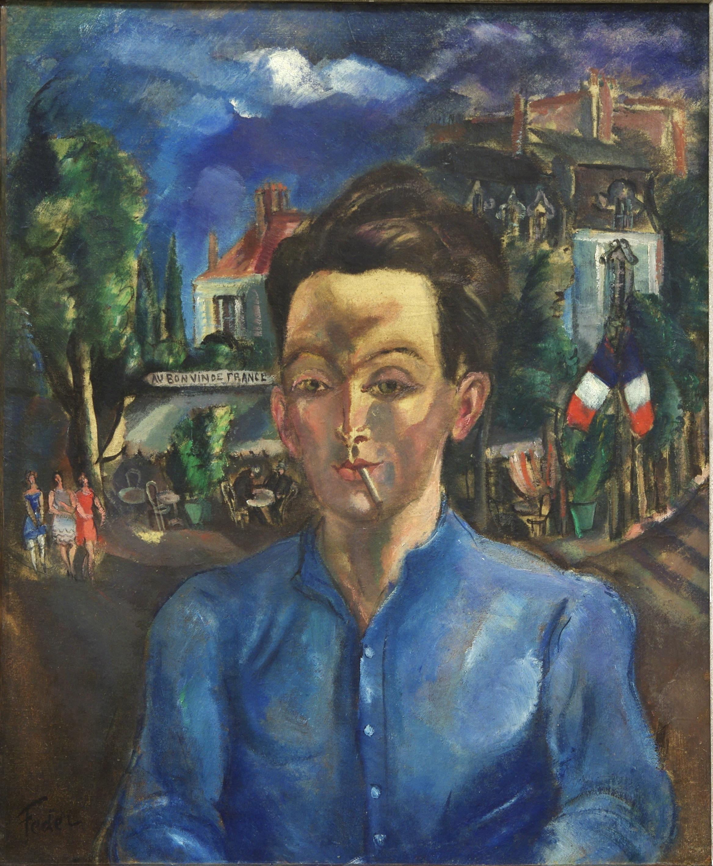 Feder Adolphe (1885 - 1943) -