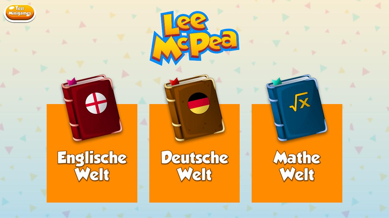 Beta-Version: Jedes Schulfach hat seine eigene Welt in Lee McPea