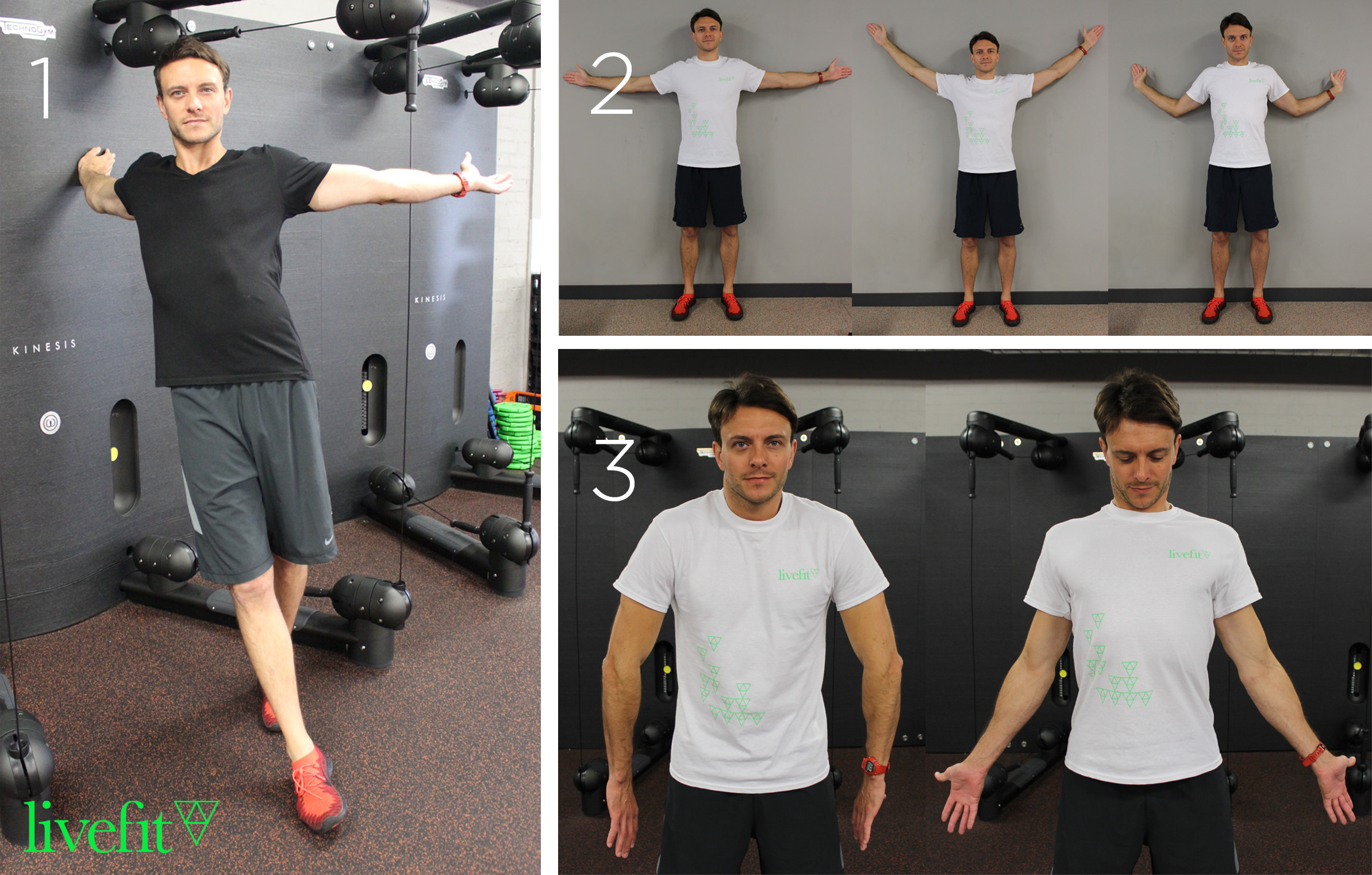 5 minute mobility circuit
