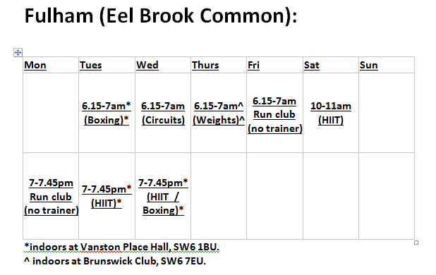 Fulham timetable Nov 18.PNG