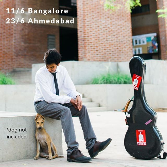 Here's whats next:  11th June Concert at Bangalore Classical Guitar Festival (tix on BookMyShow) 12th June Workshop and Masterclass at the festival  23rd June - Brunch Concert at @cafetilla - UNLIMITED PIZZASSSSSSSS (link will be up soon)  Follow link in profile for ticket links and details.