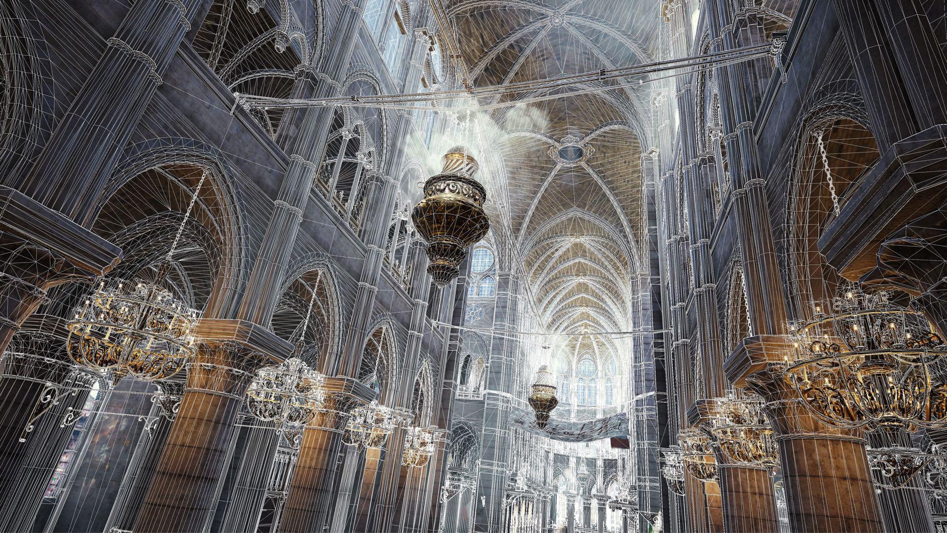 Genopbygning af Notre Dame med Denis Rivin.jpg