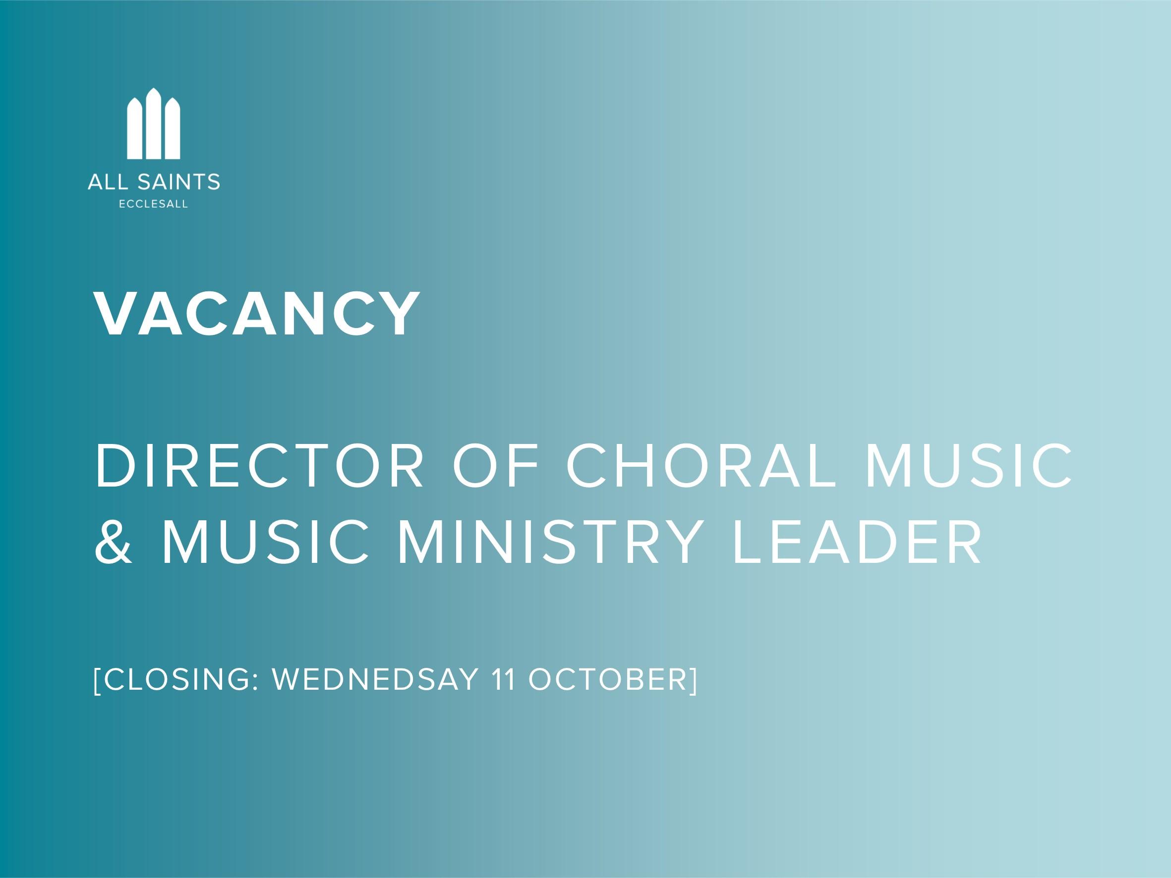 BLOG Vacancy Choral.jpg