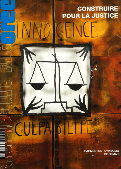 CONSTRUIRE POUR LA JUSTICE / ?