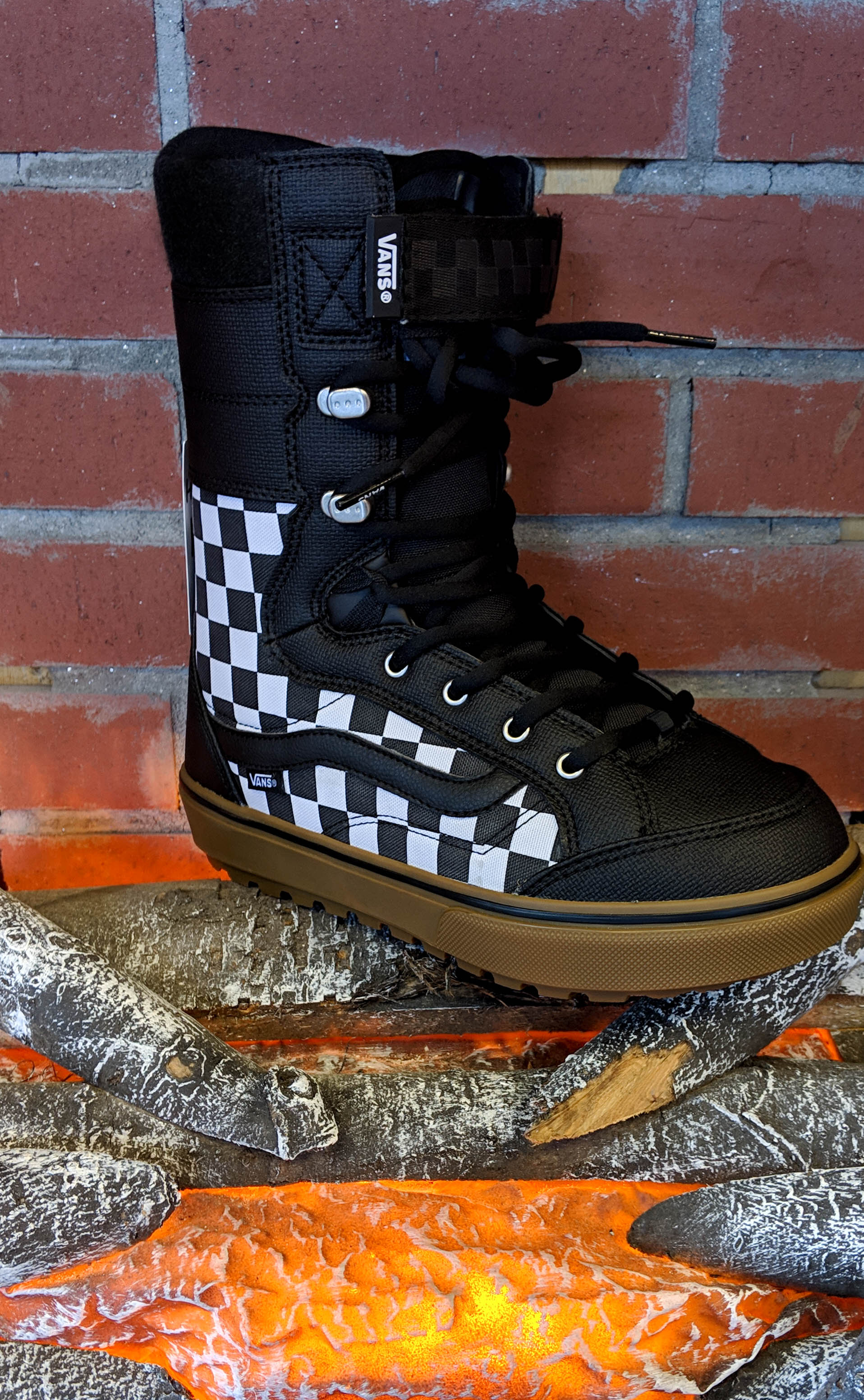 Vans - Linerless boot that flexes like no other!