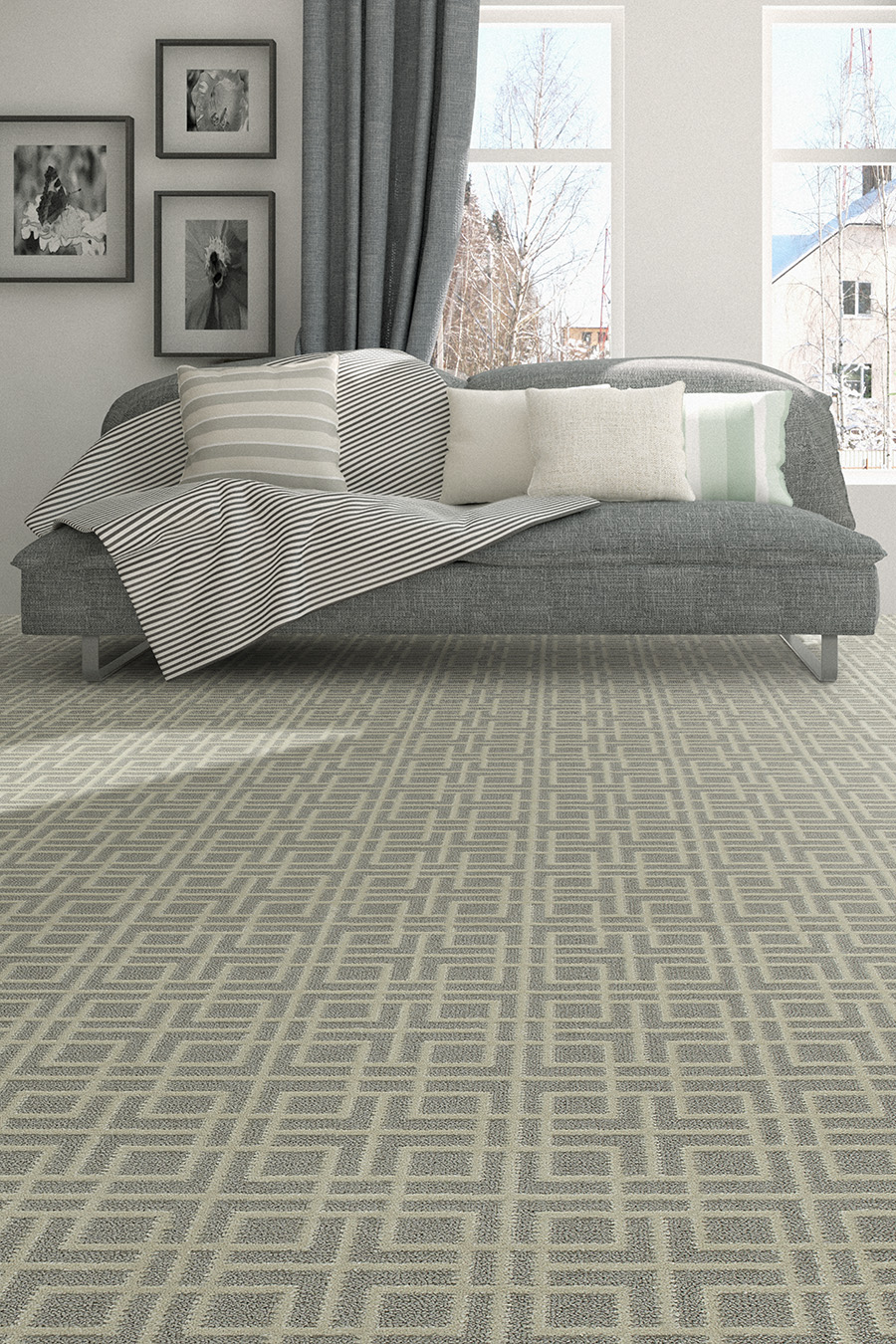 GULISTAN CARPET OFFERED BY MOUERY'S FLOORING