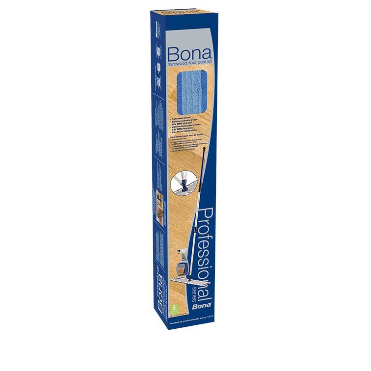 "Bona Care Kit - Aluminum 18"" Mop"