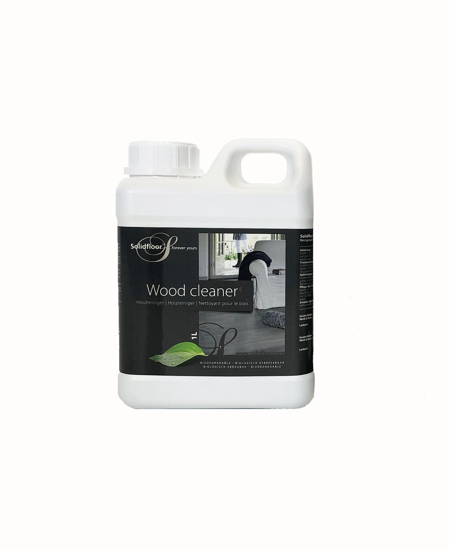 (2 Pack) Solid Floor Oil Wood Cleaner 1 Liter   $35 EA