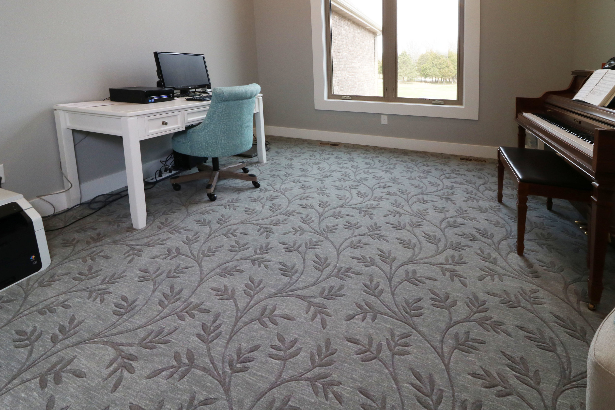 Click here for pictures of carpet flooring