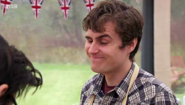 Tom's shame face is pretty adorable, though.