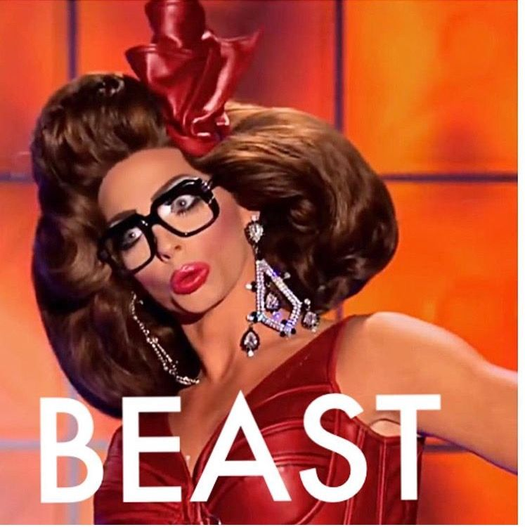 when I become famous my first order of business will be to become bff with Alyssa Edwards.