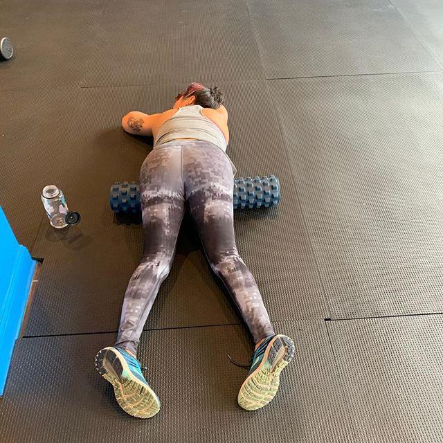 Working that body-ody-ody after México City. #ladieswholift #saturdaymood #workoutroutine