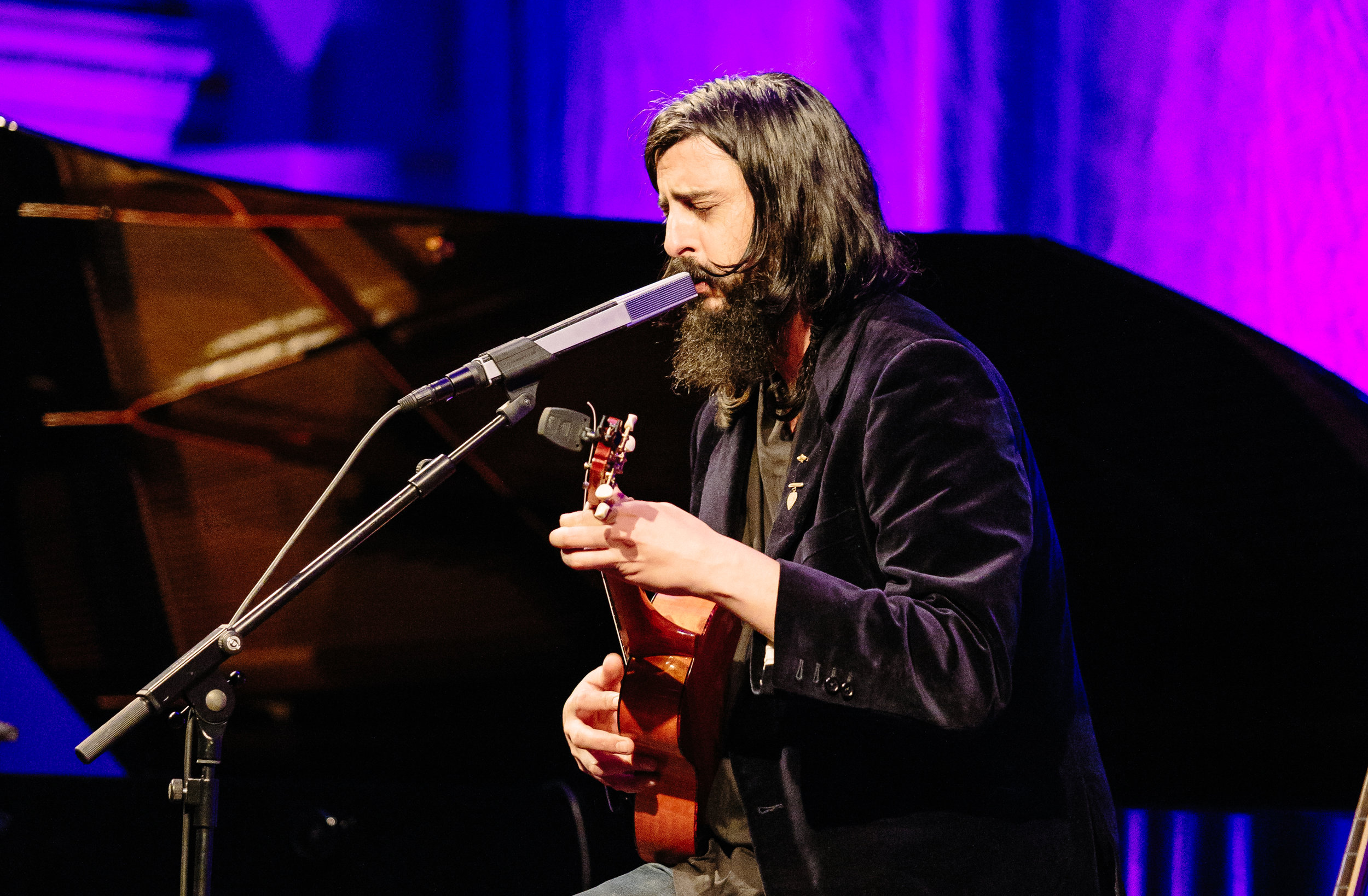 SCOTT MATTHEW live in Vienna, 2014