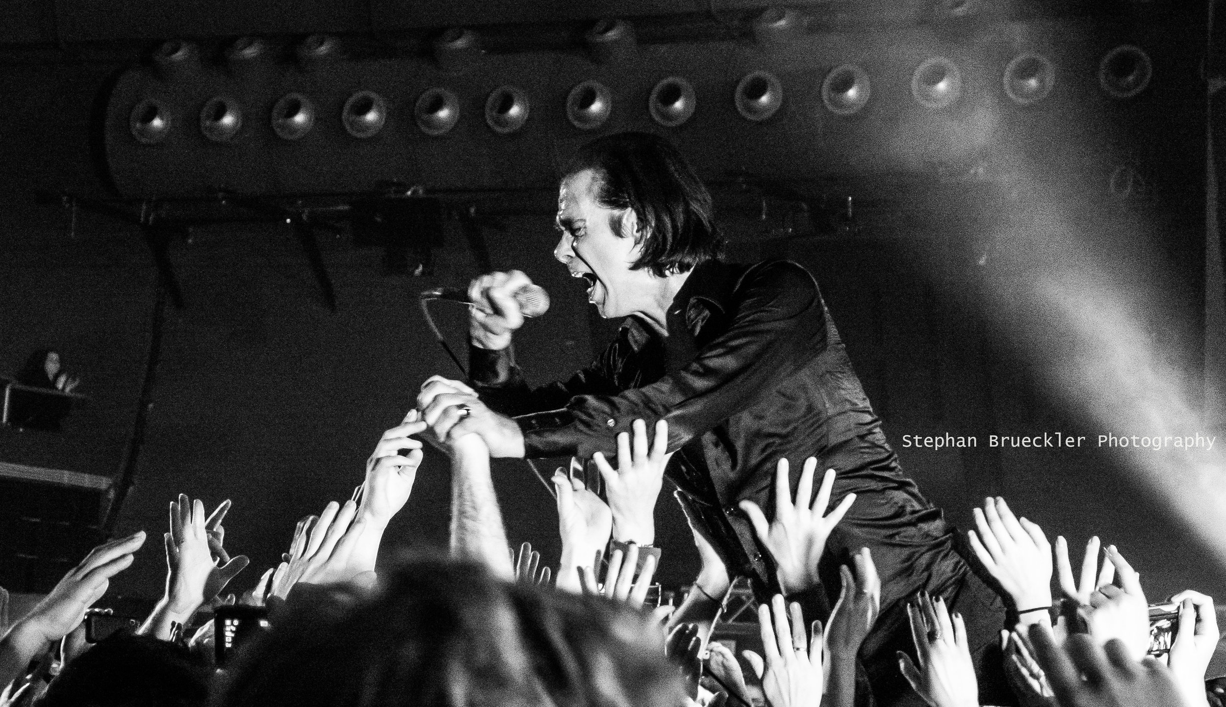 NICK CAVE live in Vienna, 2013