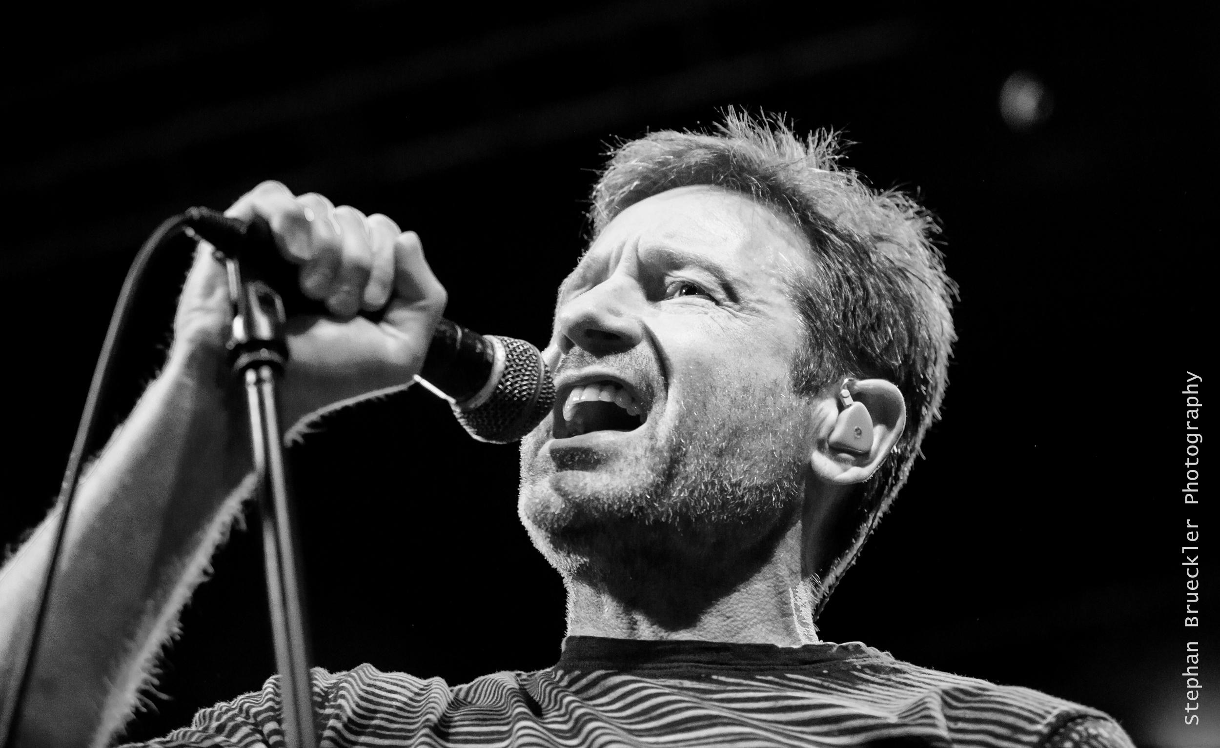 DAVID DUCHOVNY live in Vienna, 2016
