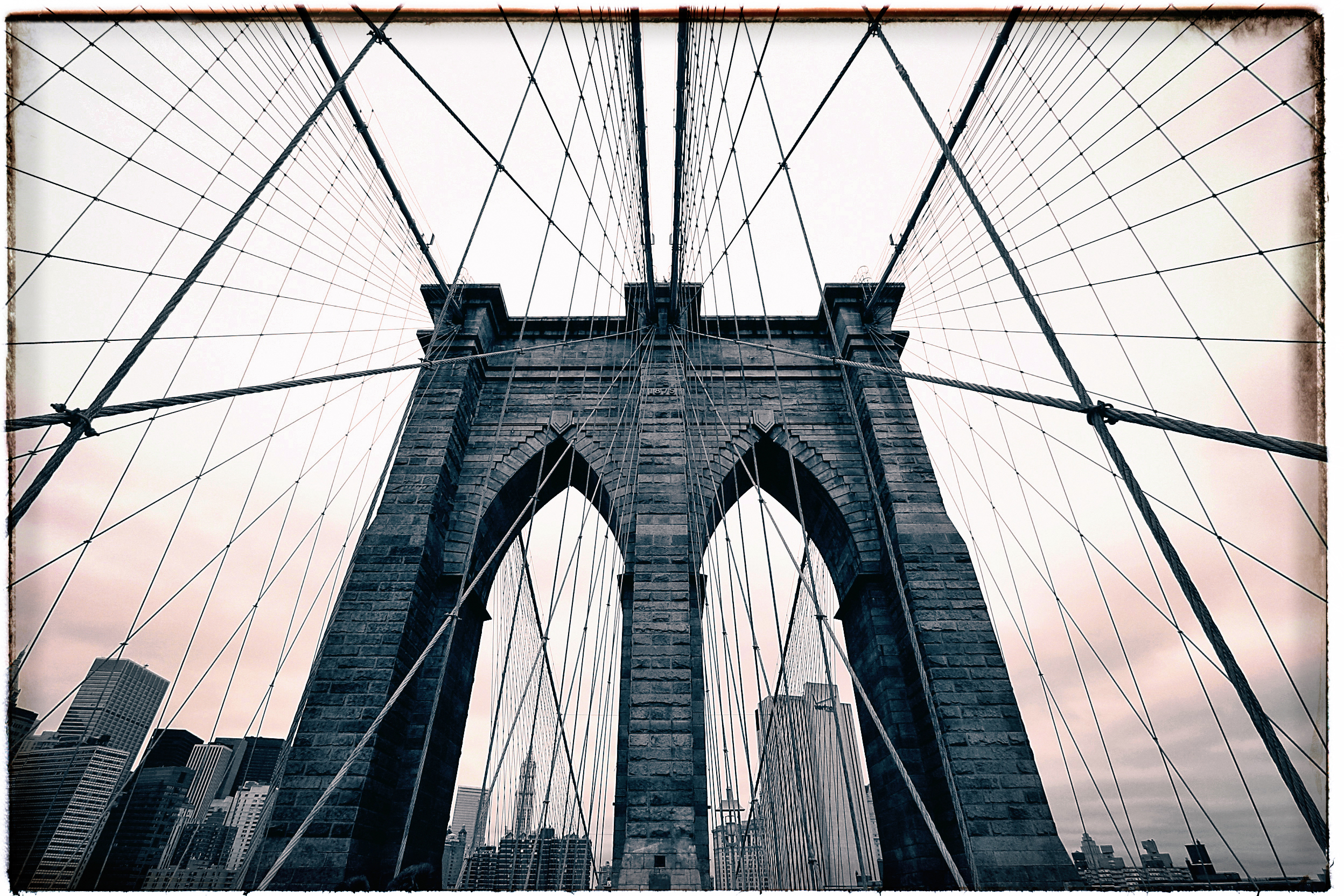 BROOKLYN BRIDGE, New York, 2005
