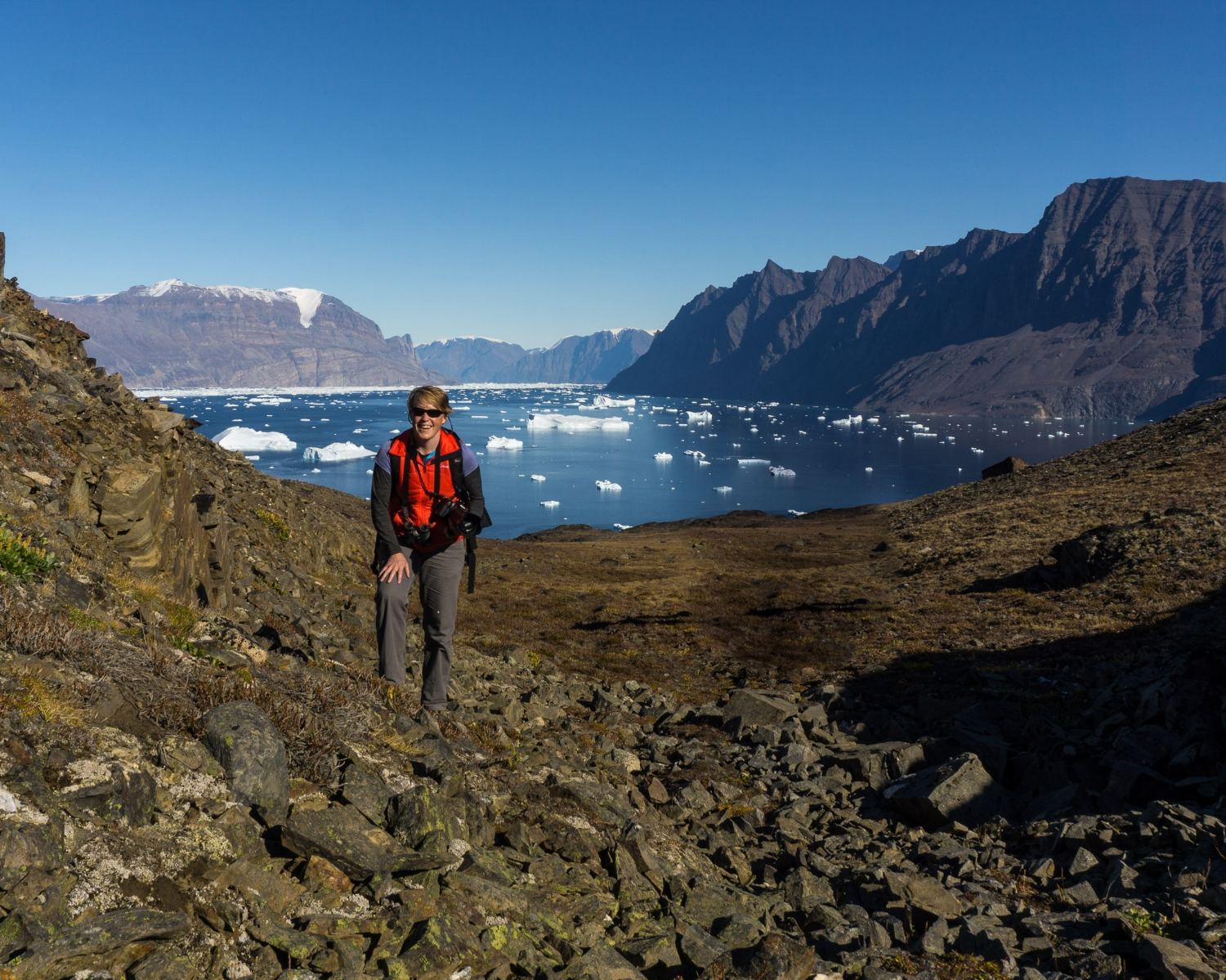 Karrat Fjord, Greenland. I always wanted to go to Greenland and it was everything and more than I expected.
