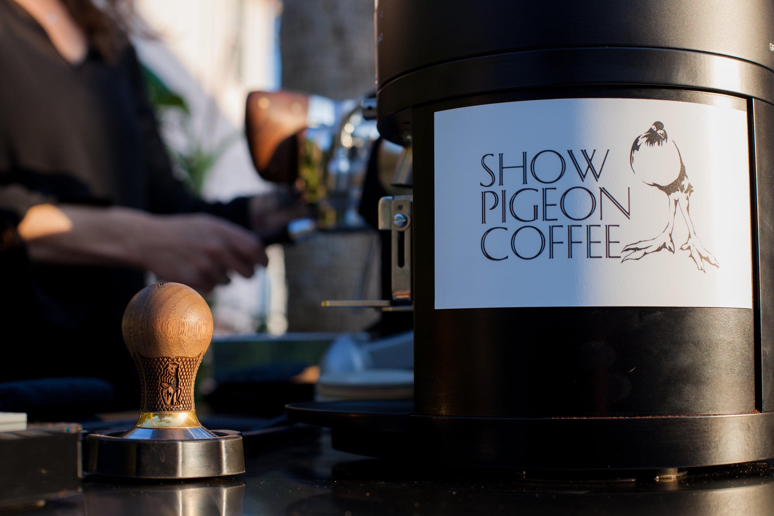 Show Pigeon Coffee