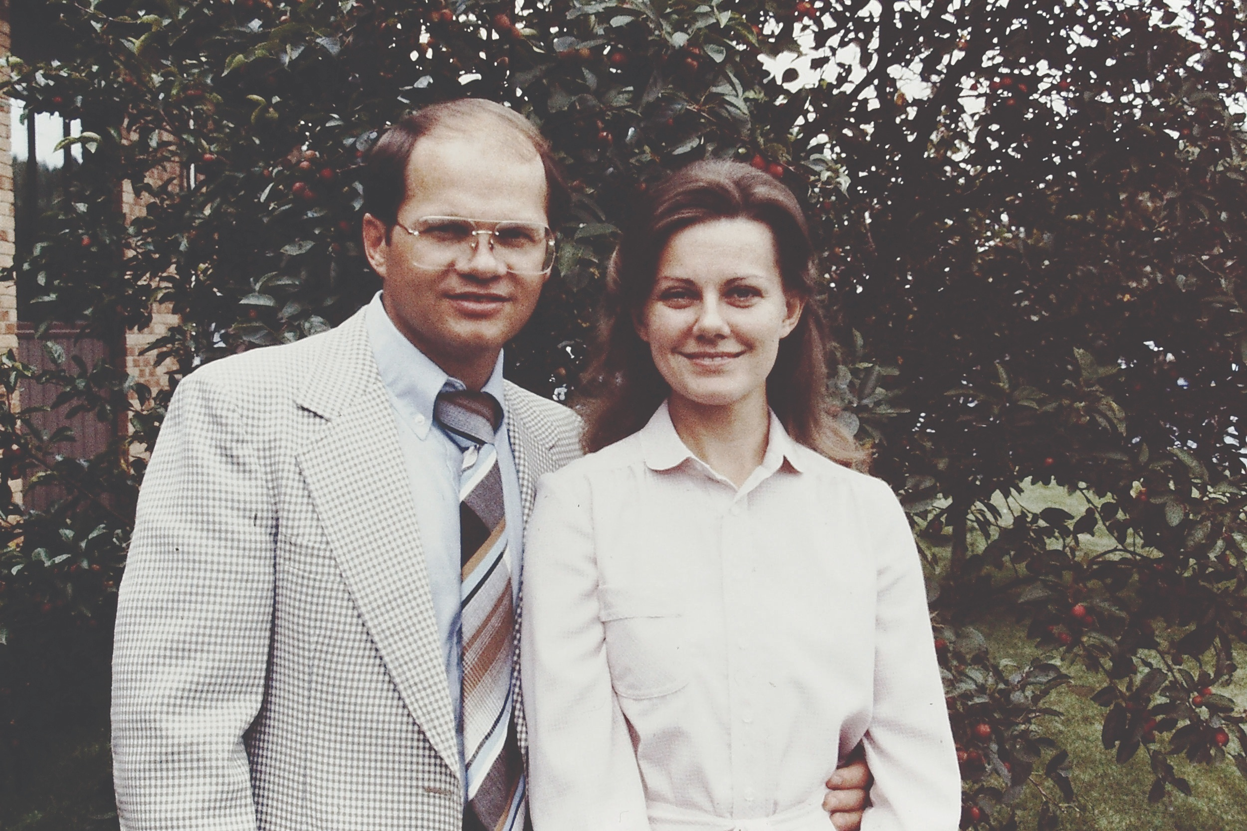 Rev. Anthony and Diane Tamel
