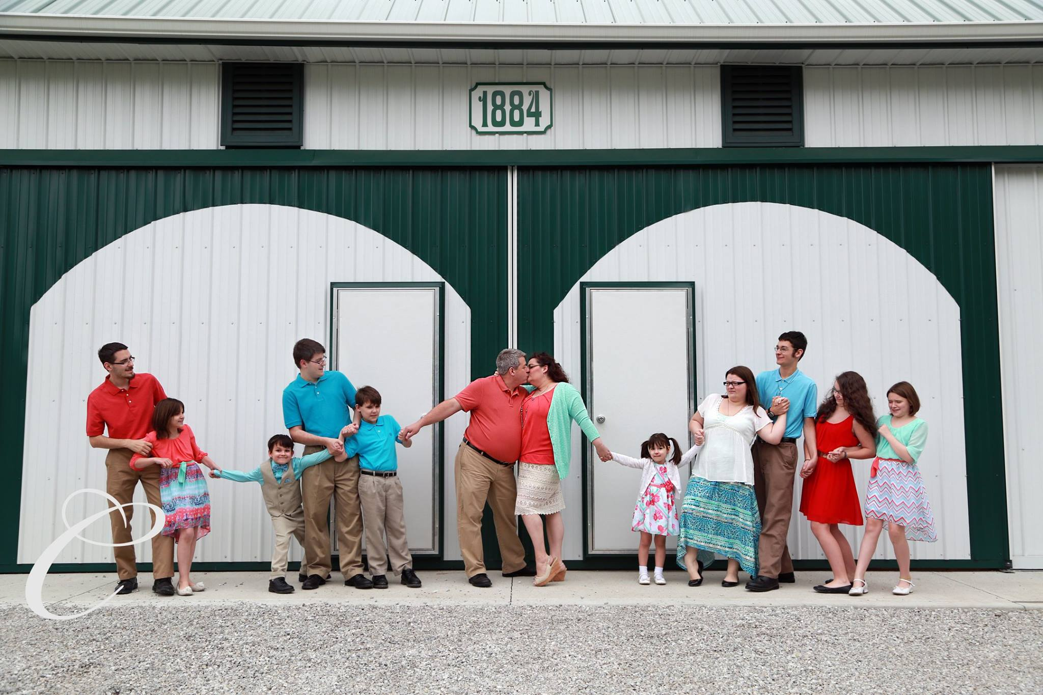 The Tharp Family