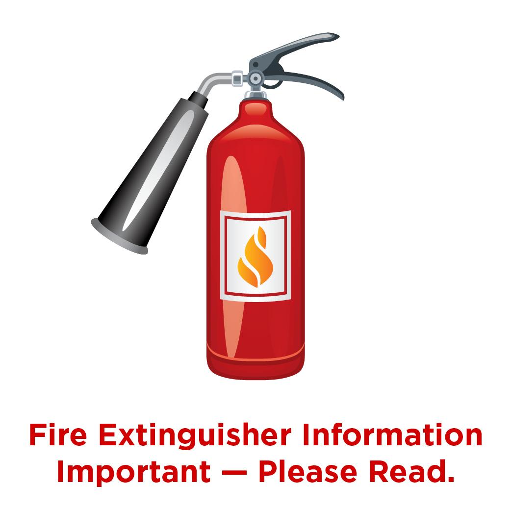 Fire Extinguisher Info