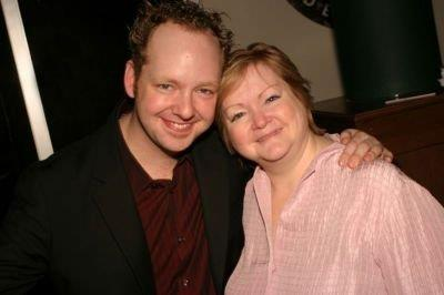 Me and Judy Shepard at the Embrace Concert.jpg