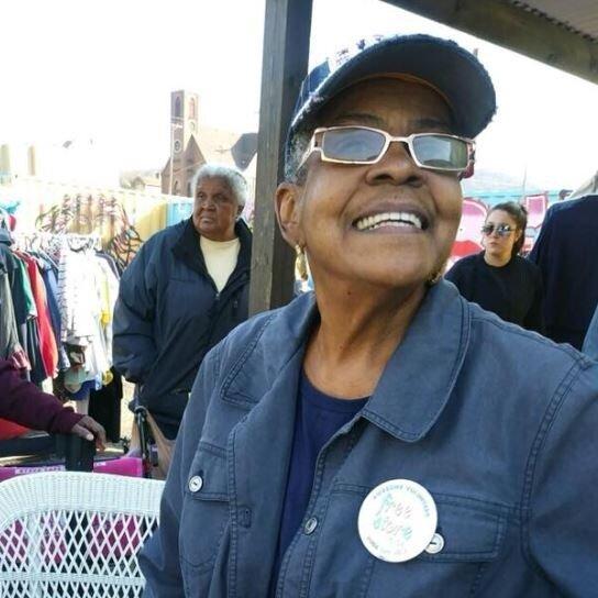 Phyllis Greathouse-Brown     Volunteer, Free Store 15104