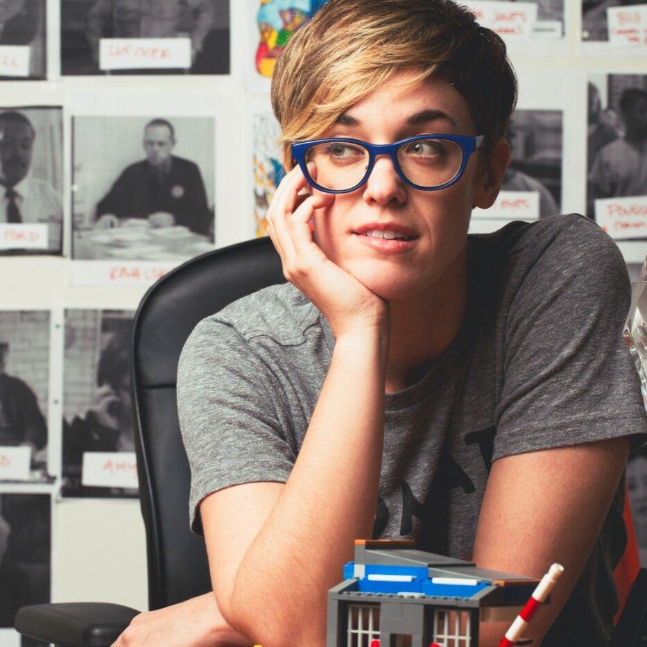 Lauren Morelli     Writer & Producer, Netflix