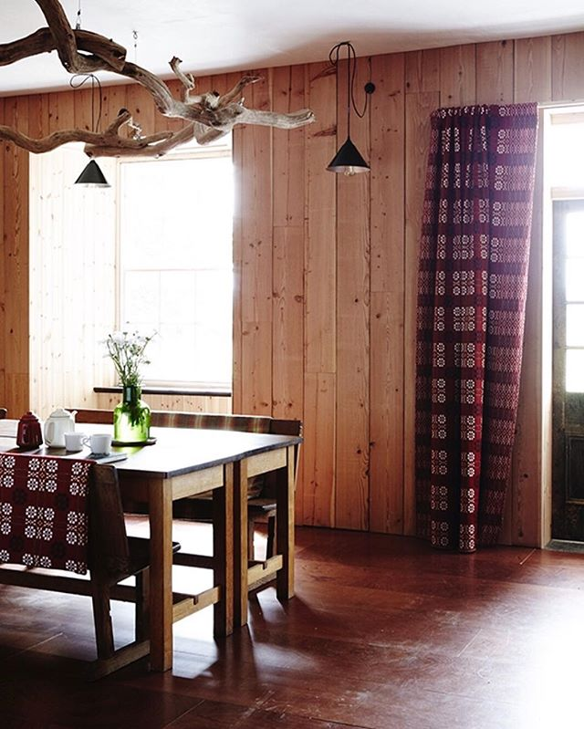 Time for tea #fforestfarmhouse 📷 by @pennywincer for country living modern rustic magazine  #fforest #stayplaydream #visitwales #countryliving