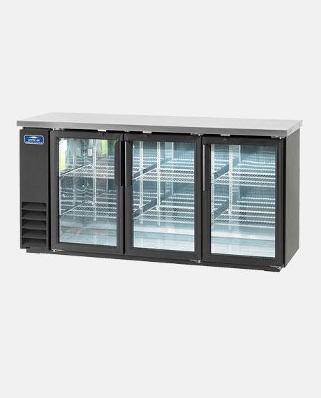 Back Bar Refrigerators