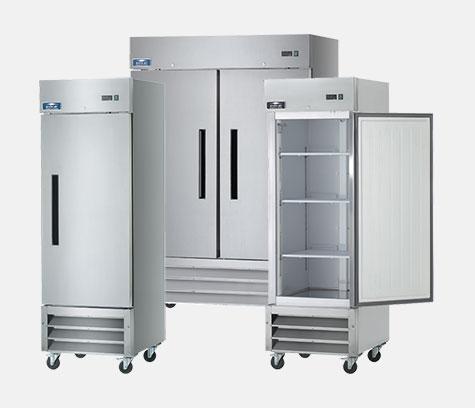 Reach-In Freezer